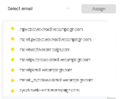 Email permutator