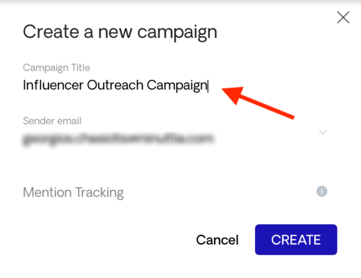 Naming your influencer marketing campaign