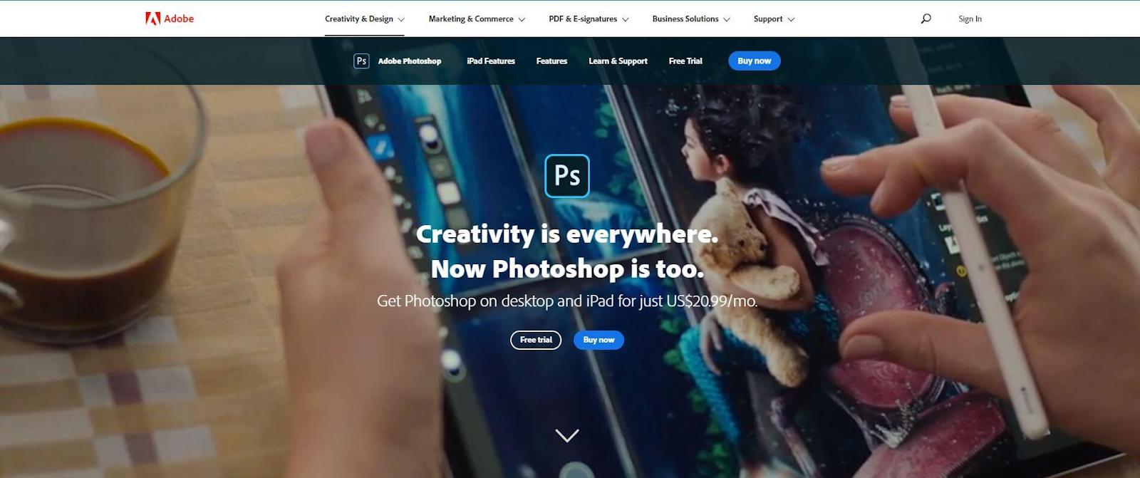 Adobe Product Videos