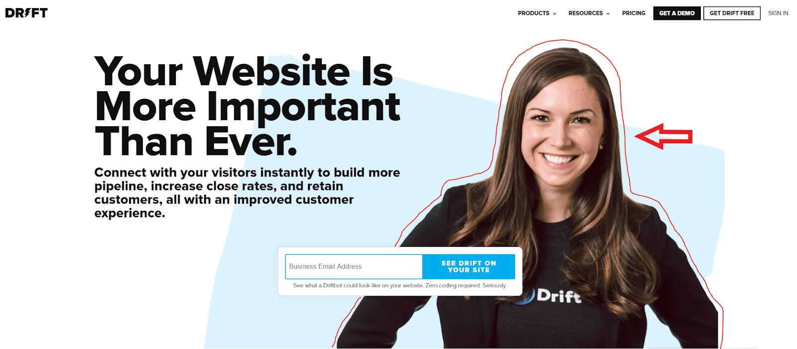 Drift Head of Customer Relations