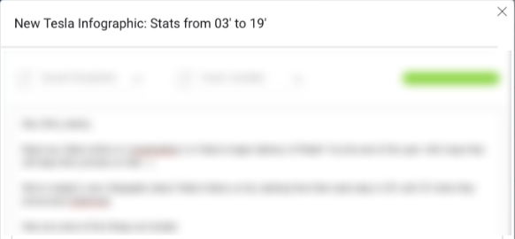 Email Subject Line Example