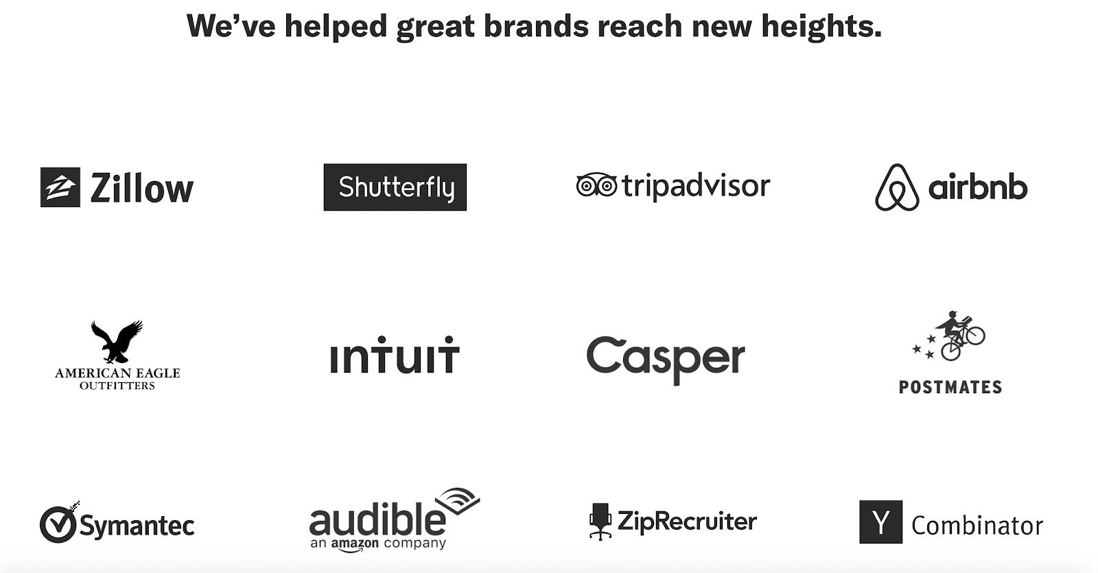 SiegeMedia Client List