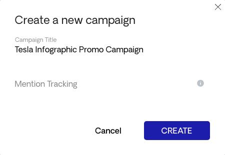 Tesla Infographic Promo Campaign