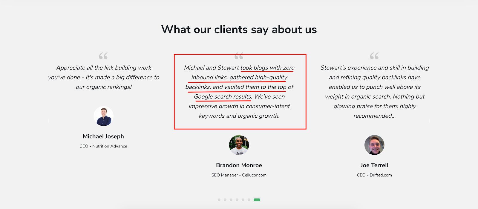 LinkBuilder.io customer reviews