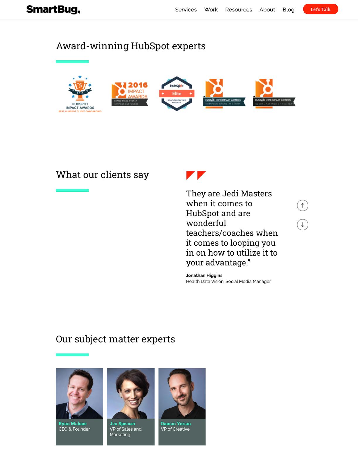 Agency press kit example