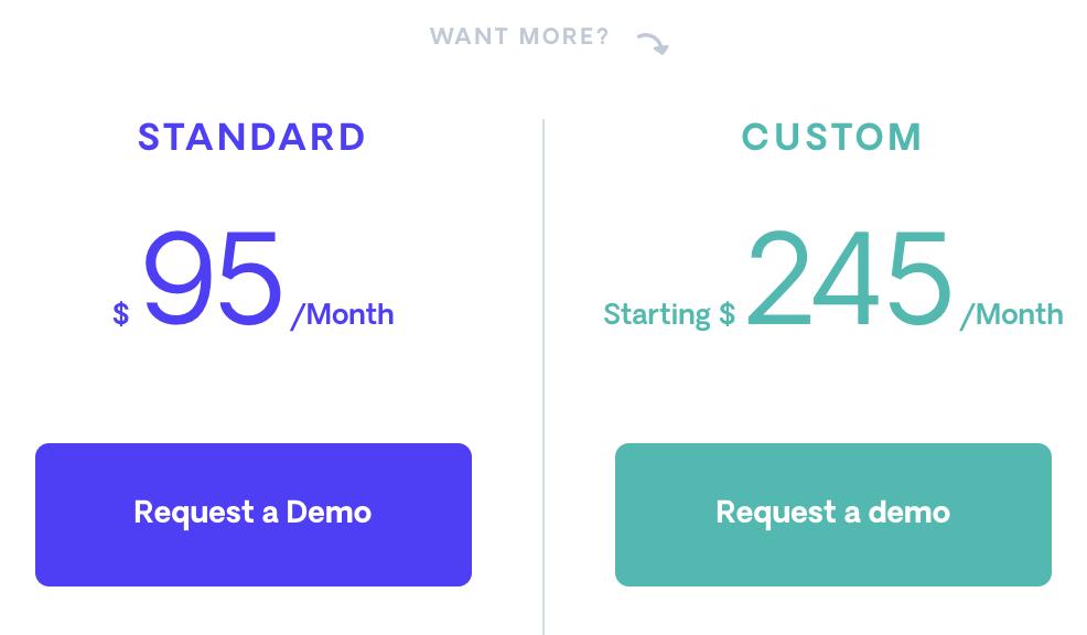 Respona pricing plans