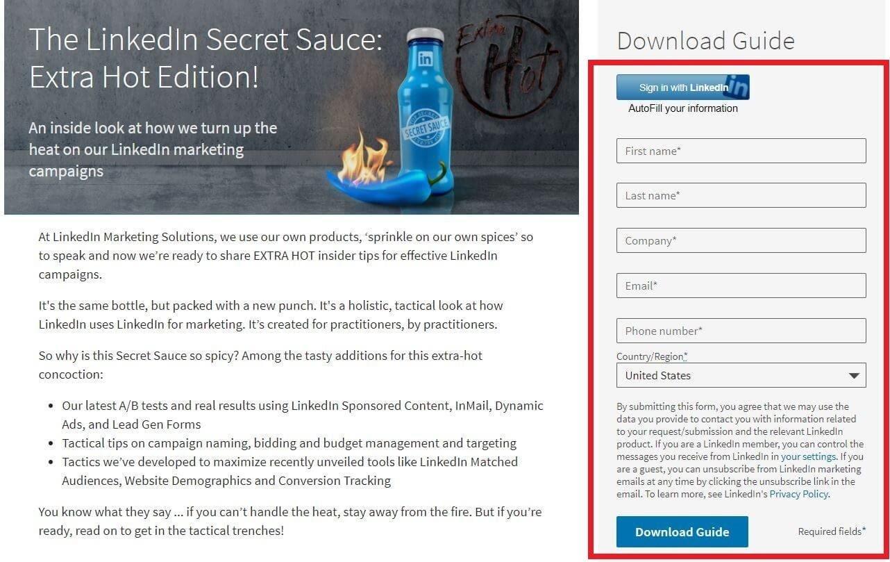 LinkedIn download guide
